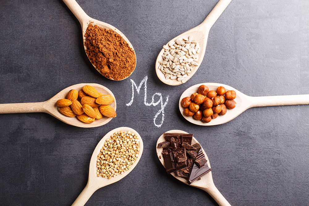 Magnesium reduces risk of heart disease and hypertension